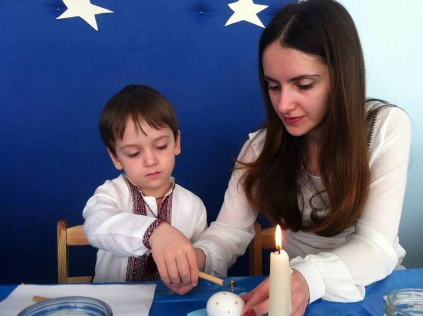 Народный мастер из Артемовска провел мастер-класс для донецких малышей, фото-9