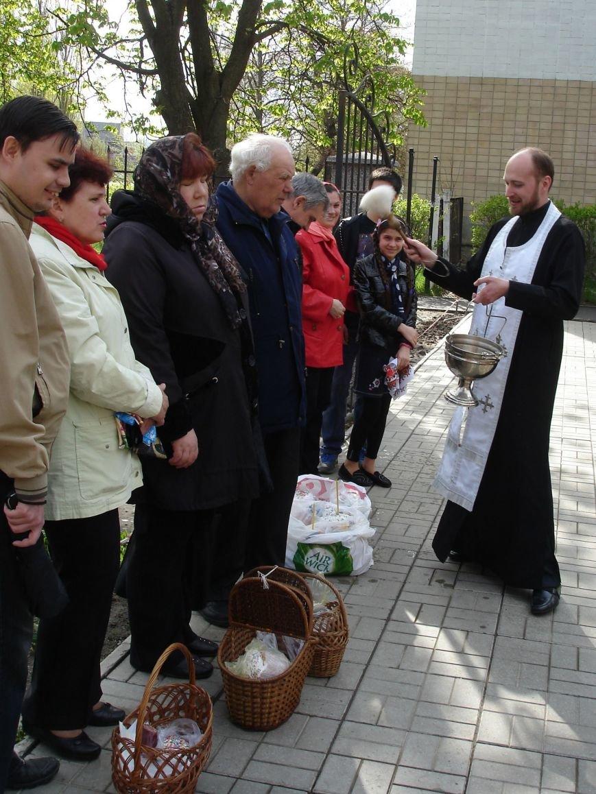 В Полтаве начали святить пасхальные куличи (Фото), фото-4