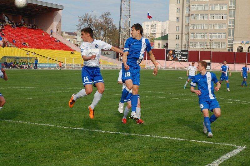 ФК «Энергомаш» выиграл своей первый домашний матч, фото-4