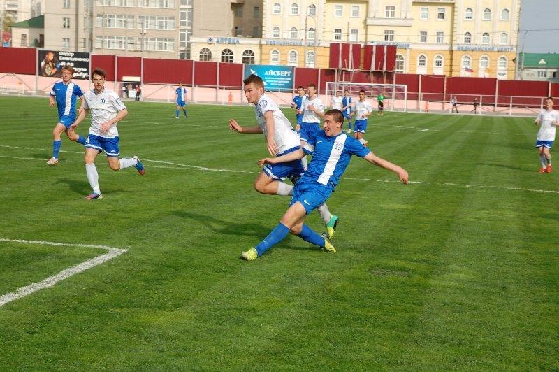 ФК «Энергомаш» выиграл своей первый домашний матч, фото-5