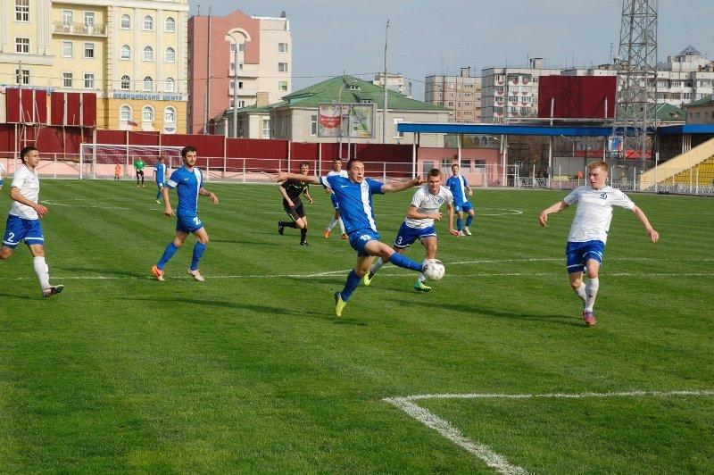 ФК «Энергомаш» выиграл своей первый домашний матч, фото-3