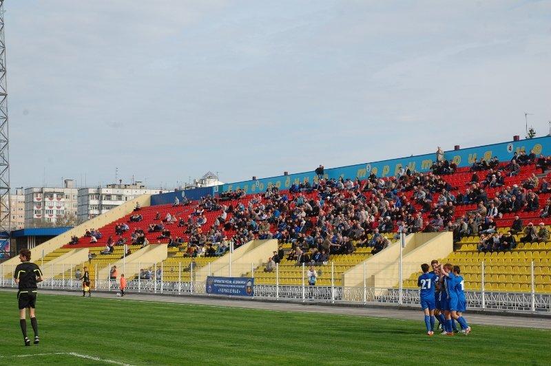 ФК «Энергомаш» выиграл своей первый домашний матч, фото-6