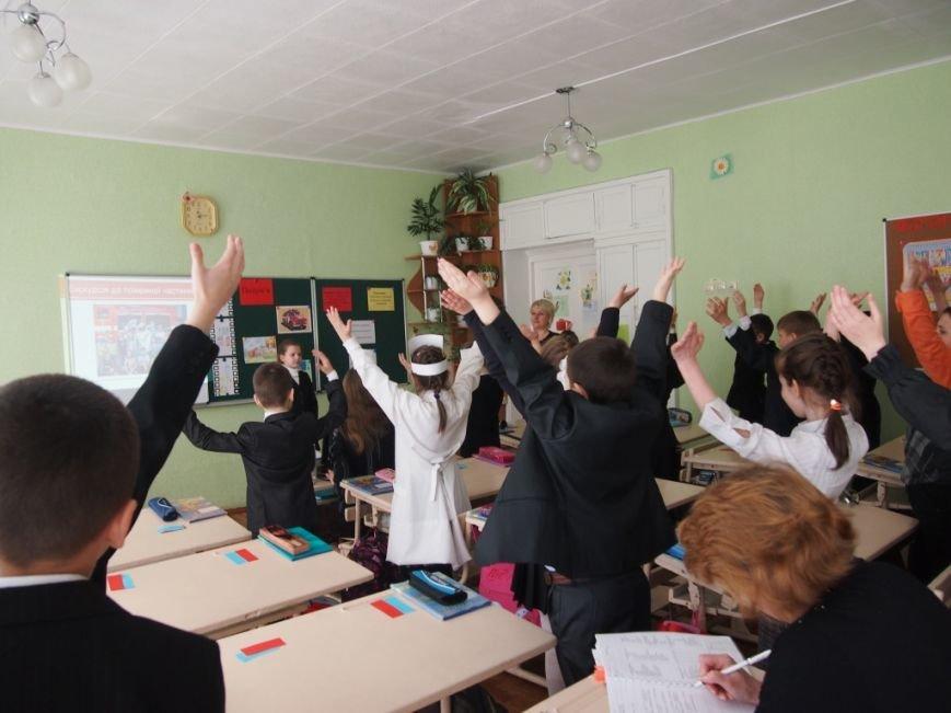 Днепродзержинские спасатели посетили детский садик и школу, фото-3