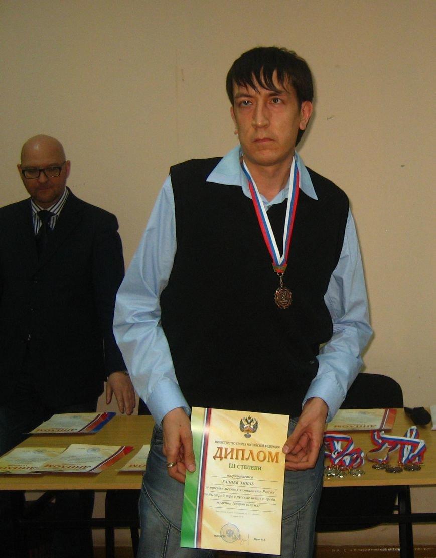 Спортсмен из Ульяновской области завоевал медаль чемпионата страны по шашкам, фото-4