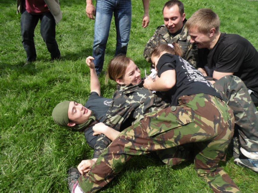На набережній Тернопільського ставу влаштували масову бійку (фото), фото-6