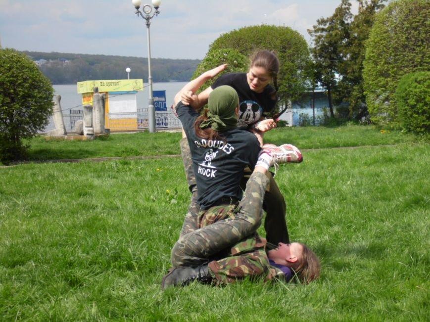 На набережній Тернопільського ставу влаштували масову бійку (фото), фото-7
