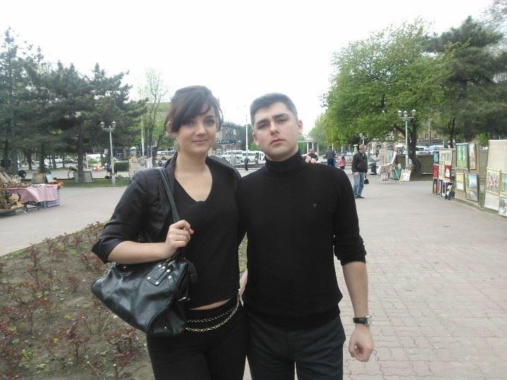 Аня и Леша