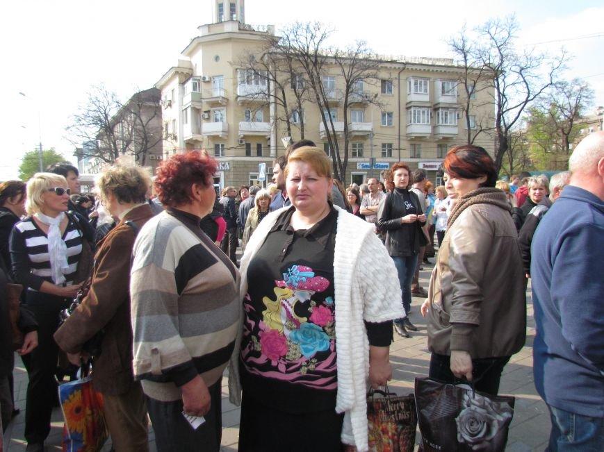 В Мариуполе начался митинг за единую Украину (ФОТО +Дополняется), фото-20