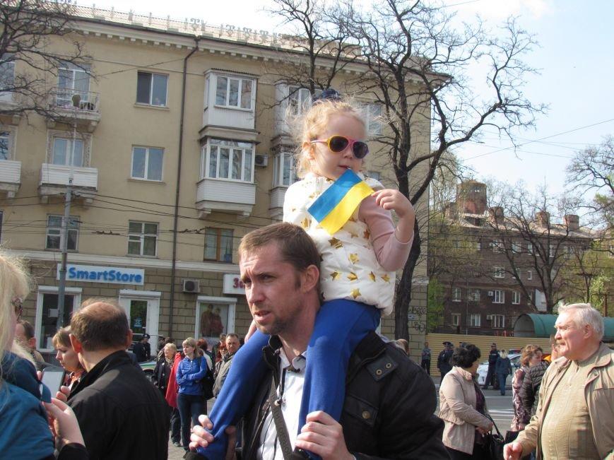 В Мариуполе начался митинг за единую Украину (ФОТО +Дополняется), фото-22