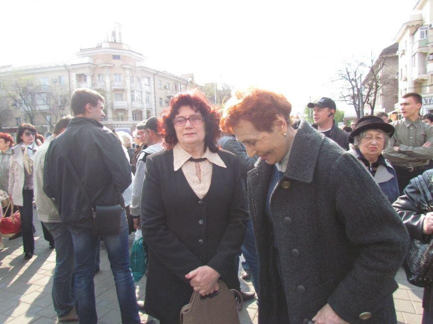 В Мариуполе начался митинг за единую Украину (ФОТО +Дополняется), фото-19