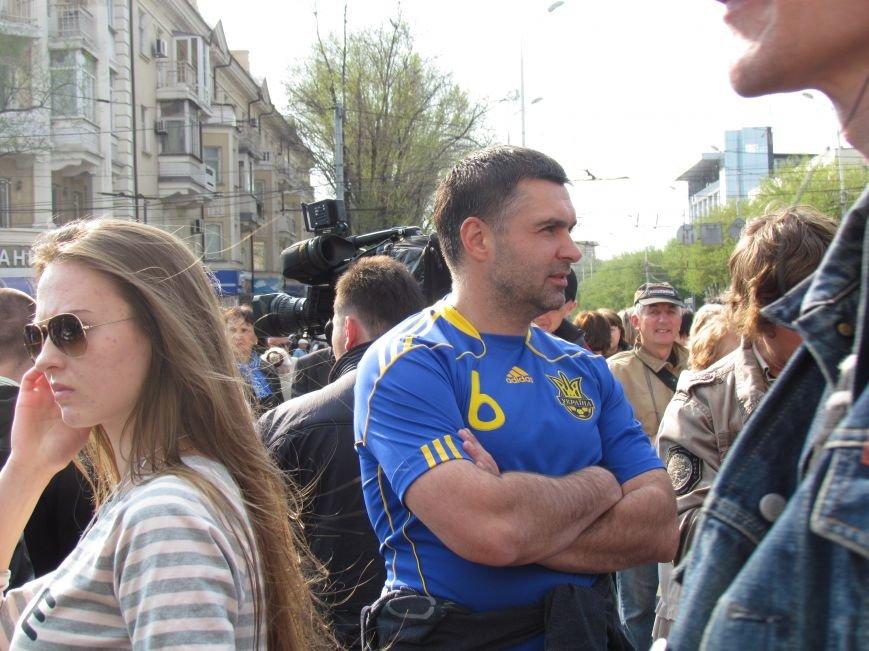 В Мариуполе начался митинг за единую Украину (ФОТО +Дополняется), фото-17