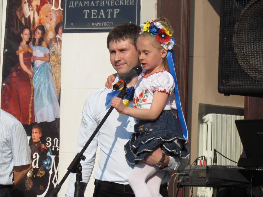 В Мариуполе начался митинг за единую Украину (ФОТО +Дополняется), фото-29