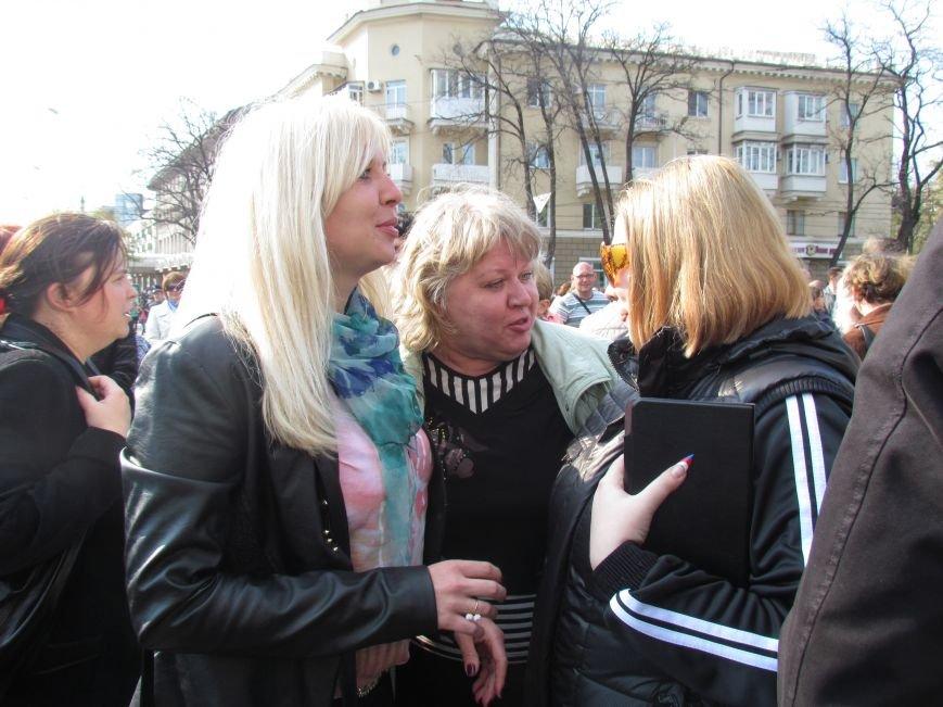 В Мариуполе начался митинг за единую Украину (ФОТО +Дополняется), фото-18