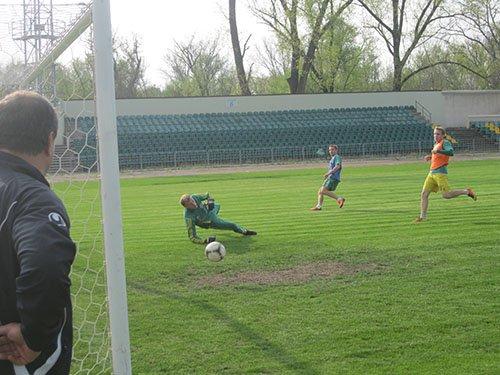 Тренировка «Авангарда» (22.04.2014) - фотоотчет, фото-12