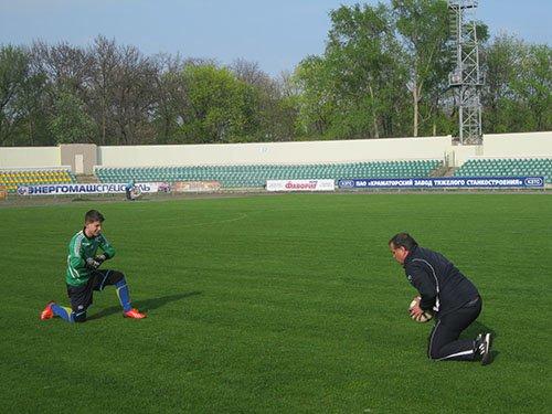 Тренировка «Авангарда» (22.04.2014) - фотоотчет, фото-7