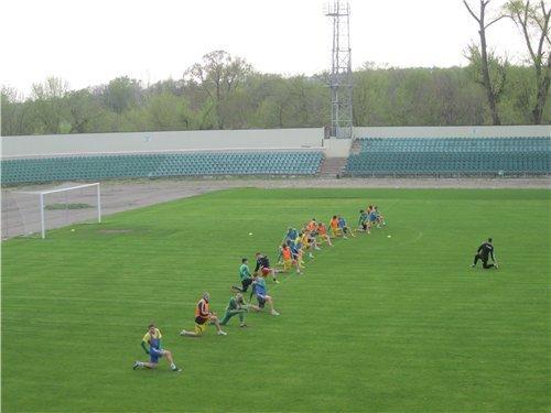 Тренировка «Авангарда» (22.04.2014) - фотоотчет, фото-5