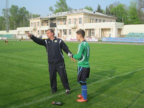 Тренировка «Авангарда» (22.04.2014) - фотоотчет, фото-14