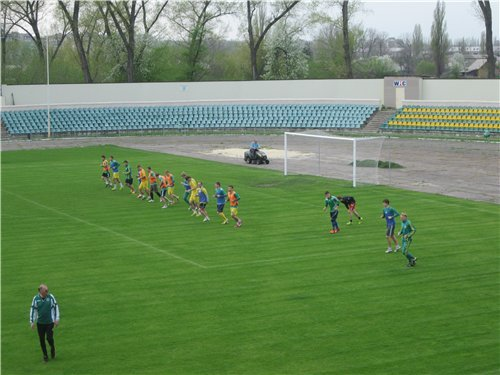 Тренировка «Авангарда» (22.04.2014) - фотоотчет, фото-3