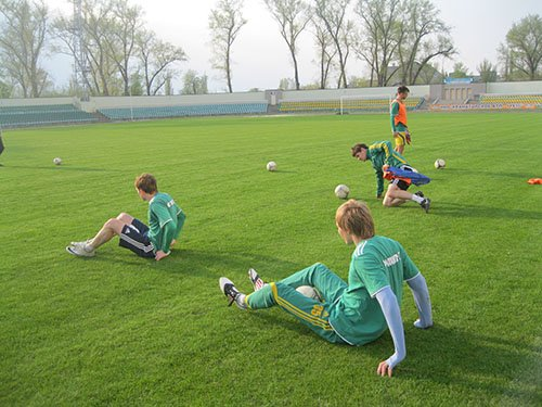 Тренировка «Авангарда» (22.04.2014) - фотоотчет, фото-18