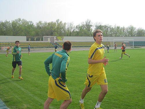 Тренировка «Авангарда» (22.04.2014) - фотоотчет, фото-6