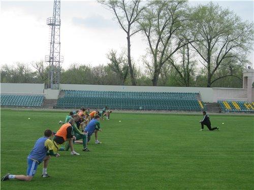 Тренировка «Авангарда» (22.04.2014) - фотоотчет, фото-4