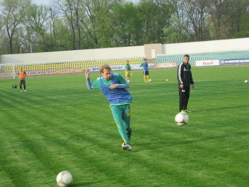 Тренировка «Авангарда» (22.04.2014) - фотоотчет, фото-13