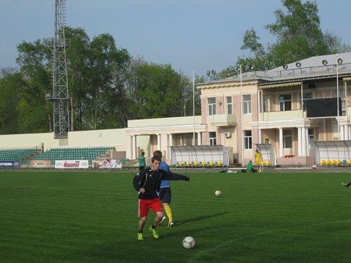 Тренировка «Авангарда» (22.04.2014) - фотоотчет, фото-10