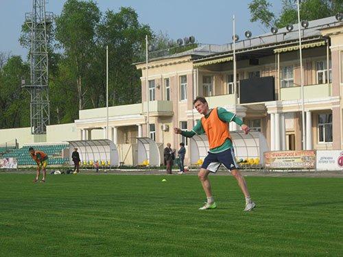 Тренировка «Авангарда» (22.04.2014) - фотоотчет, фото-17