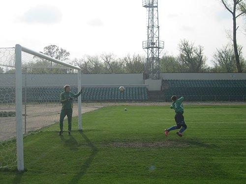 Тренировка «Авангарда» (22.04.2014) - фотоотчет, фото-11