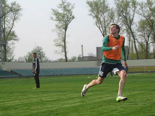 Тренировка «Авангарда» (22.04.2014) - фотоотчет, фото-16