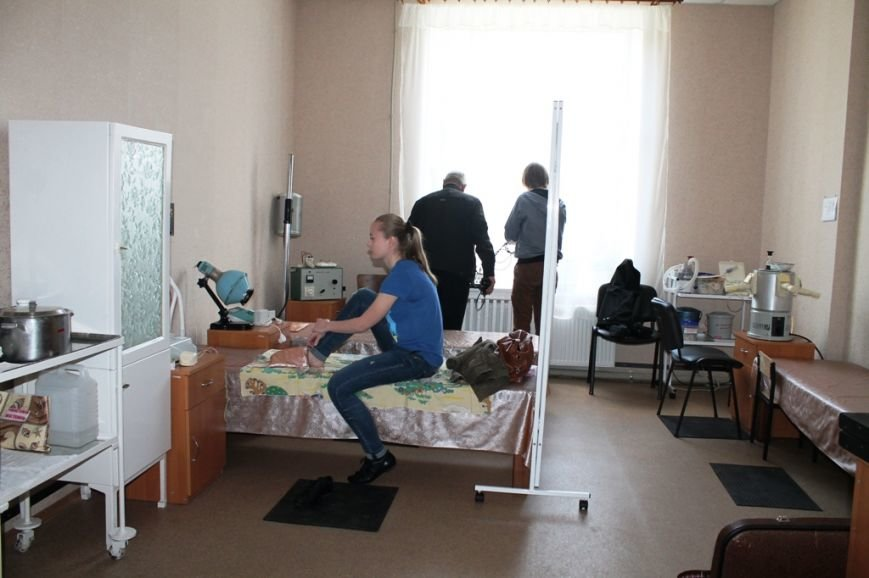 В Артемовске открыли после капитального ремонта поликлинику (ФОТО), фото-8