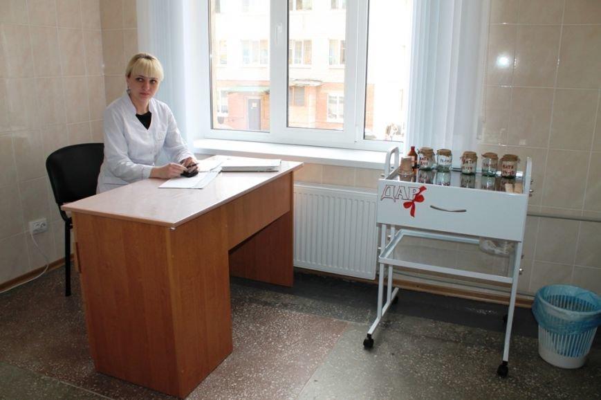 В Артемовске открыли после капитального ремонта поликлинику (ФОТО), фото-10