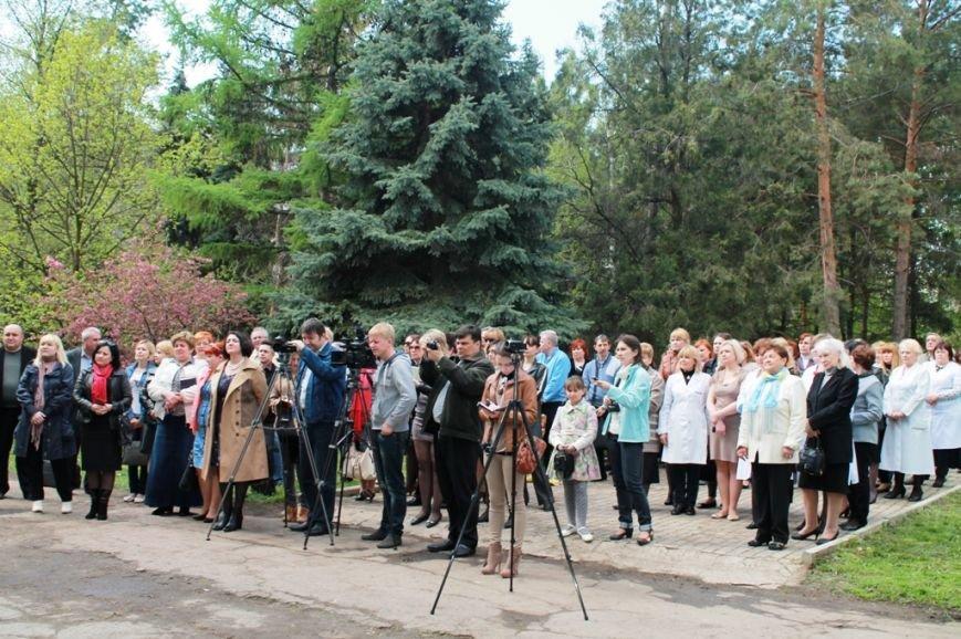 В Артемовске открыли после капитального ремонта поликлинику (ФОТО), фото-4