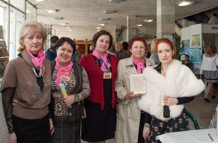 На Полтавщині вдбулася «Книжкова весна» (ФОТО), фото-6