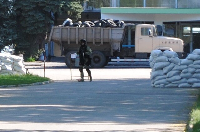 Ситуация на гражданском аэродроме Краматорска (ФОТО), фото-1