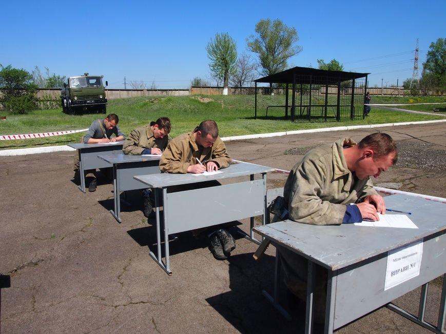 В Днепродзержинске состоялись областные соревнования среди звеньев газодымозащитной службы, фото-3
