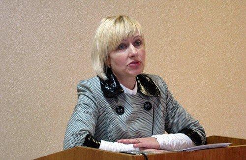Ніна Кузьменко (фото www.poltava.pl.ua)