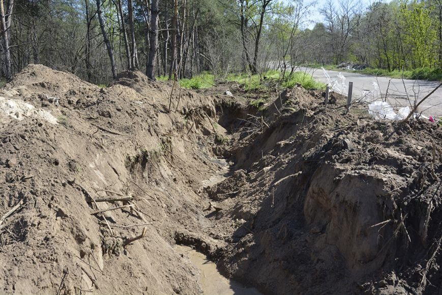 Левый берег Днепродзержинска может надолго остаться без водоснабжения, фото-4