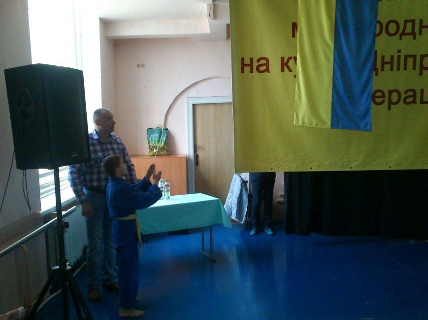 В Днепродзержинске состоялся Всеукраинский юношеский турнир по дзюдо, фото-4