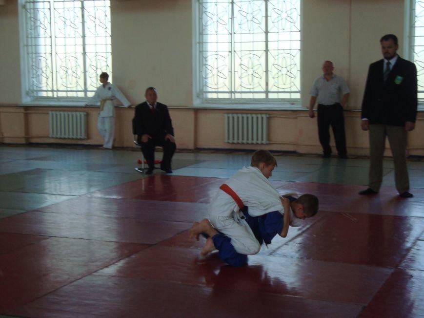 В Днепродзержинске состоялся Всеукраинский юношеский турнир по дзюдо, фото-7