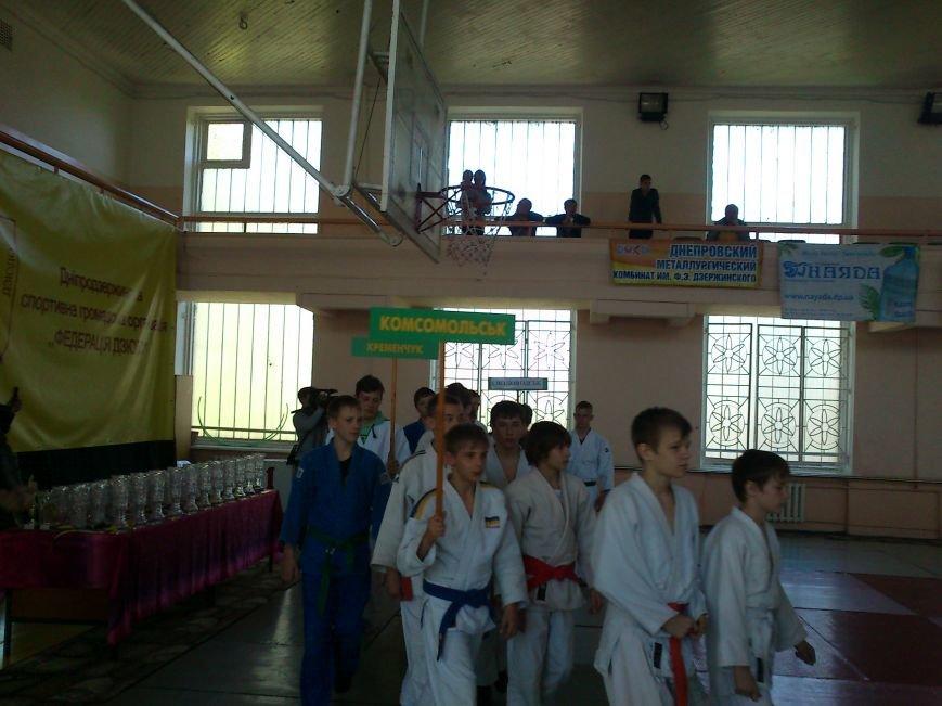 В Днепродзержинске состоялся Всеукраинский юношеский турнир по дзюдо, фото-3