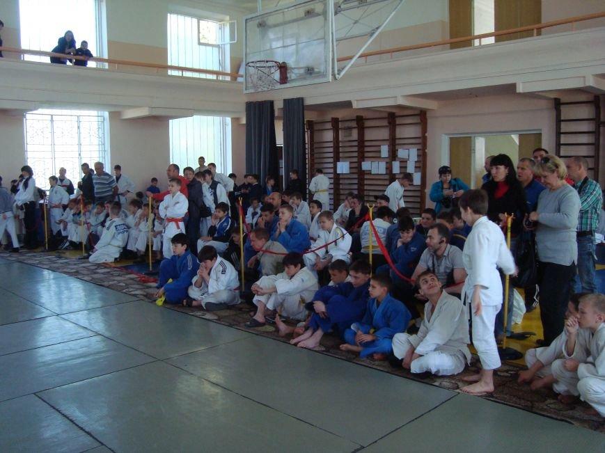 В Днепродзержинске состоялся Всеукраинский юношеский турнир по дзюдо, фото-8