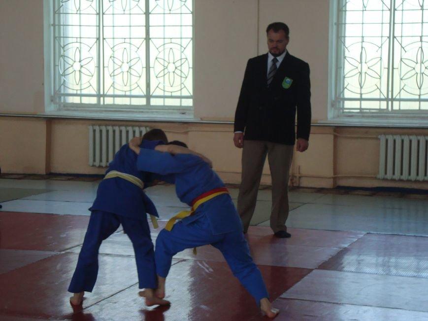 В Днепродзержинске состоялся Всеукраинский юношеский турнир по дзюдо, фото-6