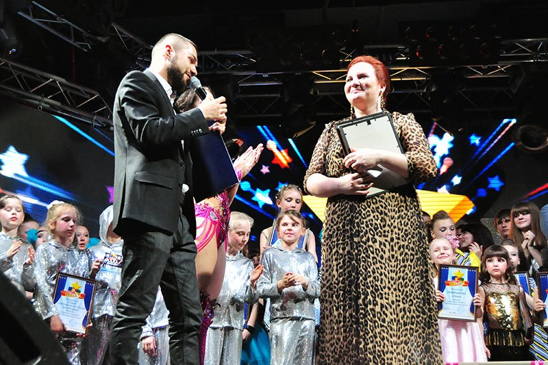 В Белгороде прошел финал конкурса «МегаТаланты-2014», фото-2