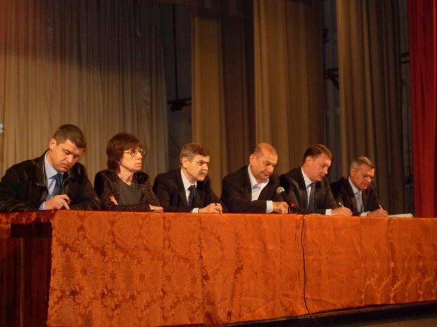 В Краматорске прошло аппаратное совещание горсовета (ФОТО, ВИДЕО), фото-2
