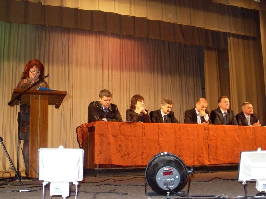 В Краматорске прошло аппаратное совещание горсовета (ФОТО, ВИДЕО), фото-1