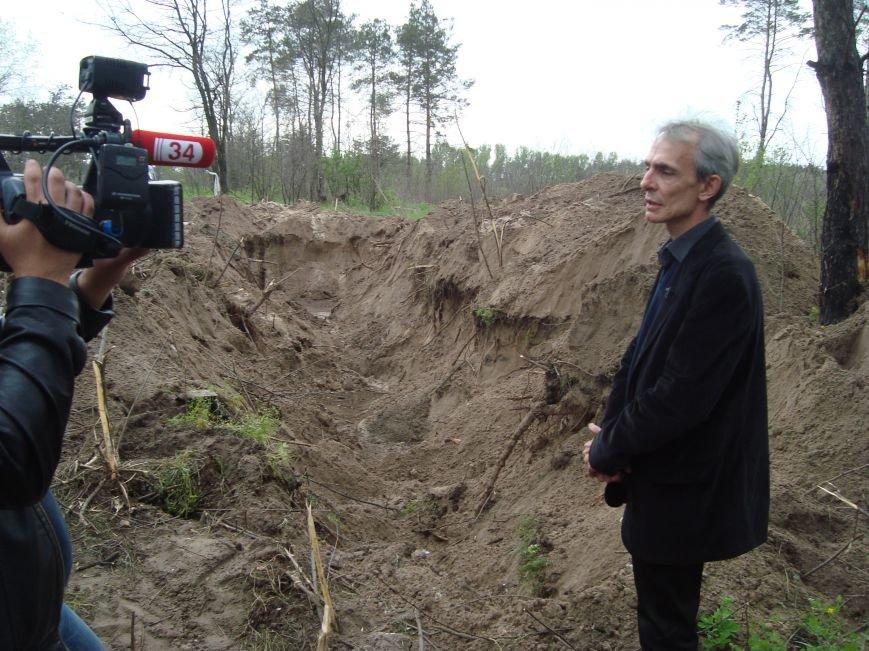 Предварительная сумма ущерба нанесенного днепродзержинскому горводоканалу составила 290 тыс. гривен, фото-1