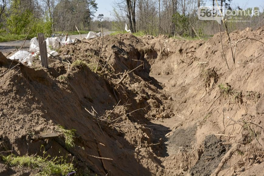 Предварительная сумма ущерба нанесенного днепродзержинскому горводоканалу составила 290 тыс. гривен, фото-3