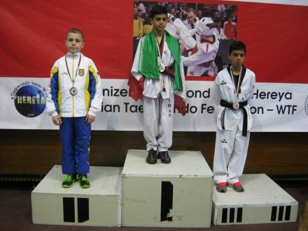 Полтавские тхеквандисты привезли медали из Болгарии, фото-1