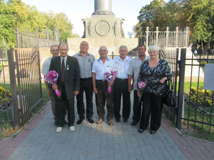 Полтава. 22 августа 2012 г. ПАО ВЕПР - 03